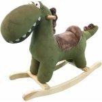 Petite&Mars hojdačka s melódiou dinosaurus Albert green