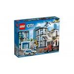Lego City 60141 Policajná stanica