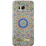 Púzdro iDeal of Sweden - Fashion Samsung Galaxy S8 Moroccan Zellige farebné motív