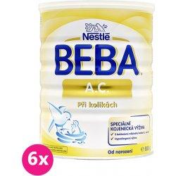 0be4edec9 BEBA AC proti kolike 6x800 g alternatívy - Heureka.sk