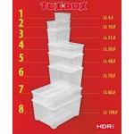Heidrun TEX BOX 150l