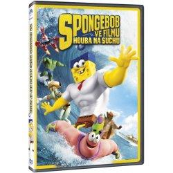 Filmové Paramount Pictures DVD SpongeBob vo filme: Hubka na suchu (SK) DVD