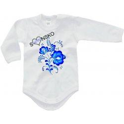 f65b3e7db Položiť otázku Detské body Ľudový motív detské body s dlhým rukávom ...