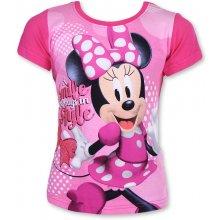 Setino-4635-SWEET PINK Dievčenské tričko Minnie 9c88358bcf6