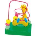 BINO Motorický labyrint žirafa