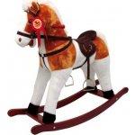 Small foot by Legler Dřevěný houpací kůň se zvuky Calypso