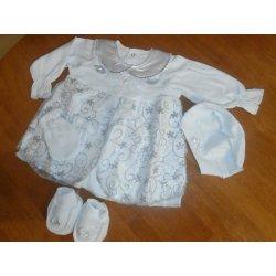 096e406b48e2 dievčenské šaty na krst 7 alternatívy - Heureka.sk
