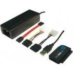 LogiLink AU0006C USB 2.0, 1,2m, černý