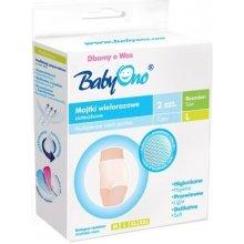 Baby Ono Popôrodné sieťované nohavičky - viacnásobne použiteľné (2ks) 503