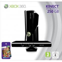 ad5f3bd11 Microsoft Xbox 360 so senzorom Kinect 250GB alternatívy - Heureka.sk