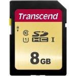 Transcend SDHC 8GB UHS-I U1 SDC500S