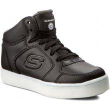SKECHERS Energy Lights Sneakersy 90600L BLK Black f061989d3a1