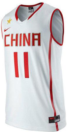 6046bc5b34f Basketbalový dres Nike Basketball China - Zoznamtovaru.sk