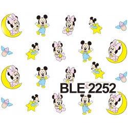 Nálepky na nechty Mickey 6 od 2 33540d48916