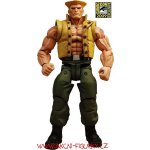 NECA Street Fighter 4 Guile in Charlie Costume