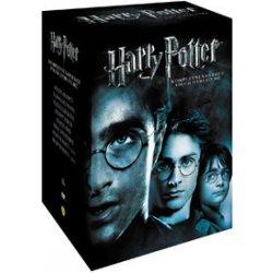 Filmové MAGIC BOX, A.S. Harry Potter kolekce roky 1-7 16DVD DVD