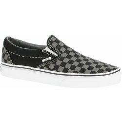 0cb26b14444 Vans Classic Slip-on Black Pewter Checkerboard VEYEBPJ od 53