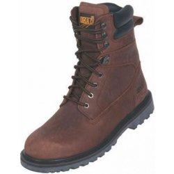 4d77d15394 Pracovná kožená členková obuv ROAD z hovädzej kože alternatívy ...