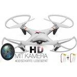 Dron s HD kamerou R806 a 2x AKU LiPo Rayline GmbH - RC_44633