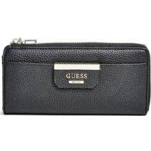 Guess peňaženka Bobbi Slim Wallet čierna 9961c70ee3e