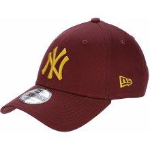 e201ea5b4cb New Era 9FO League Essential MLB New York Yankees Cardinal Gold