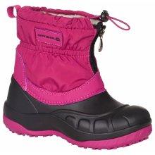 ALPINE PRO SAVIO Ružová Fialová Detská zimná obuv 2d95c3a2f1c