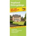 PublicPress Rad- und Wanderkarte Vogtland, Elstergebirge