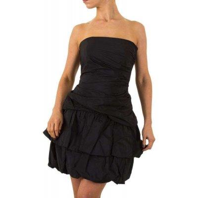 Vera Mont dámske koktejlové šaty čierne