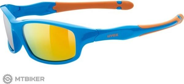 Recenzie Uvex sportstyle 507 blue orange - Heureka.sk fe32441c1b0