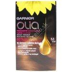 Garnier Olia 5.3 zlatá hnedá farba na vlasy