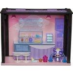 Hasbro Littlest Pet Shop Zvieratko s domčekom Fun park