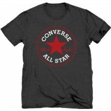 Converse pánske tričko čierne s hviezdou