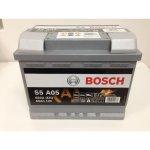 Bosch S5 12V 63Ah 610A, 0 092 S50 050