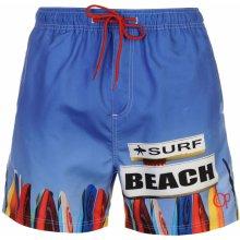Ocean Pacific Sub Print Swim Shorts Surf Beach