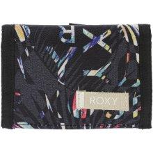 56621dcd2e Roxy peňaženka Small Beach KPG6 Charcoal Heather Surf Lettering