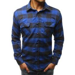00bac60daefc Canada košeľa hrubá modro – Čierná károvaná od 25