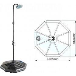 solarna sprcha HANSCRAFT EasySun