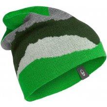 Icebreaker Apex Hat Balsam/Snow/Conifer