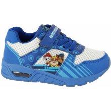 Disney by Arnetta Chlapčenské tenisky Paw Patrol modré 9f56befc788