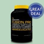 Dedicated Fusion Pro 1800 g