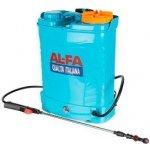 AL-FA 16L Elektrický chrbtový tlakový
