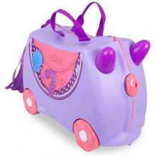 00098f704649b Trunki cestovný kufrík na kolieskach Bluebell Poník