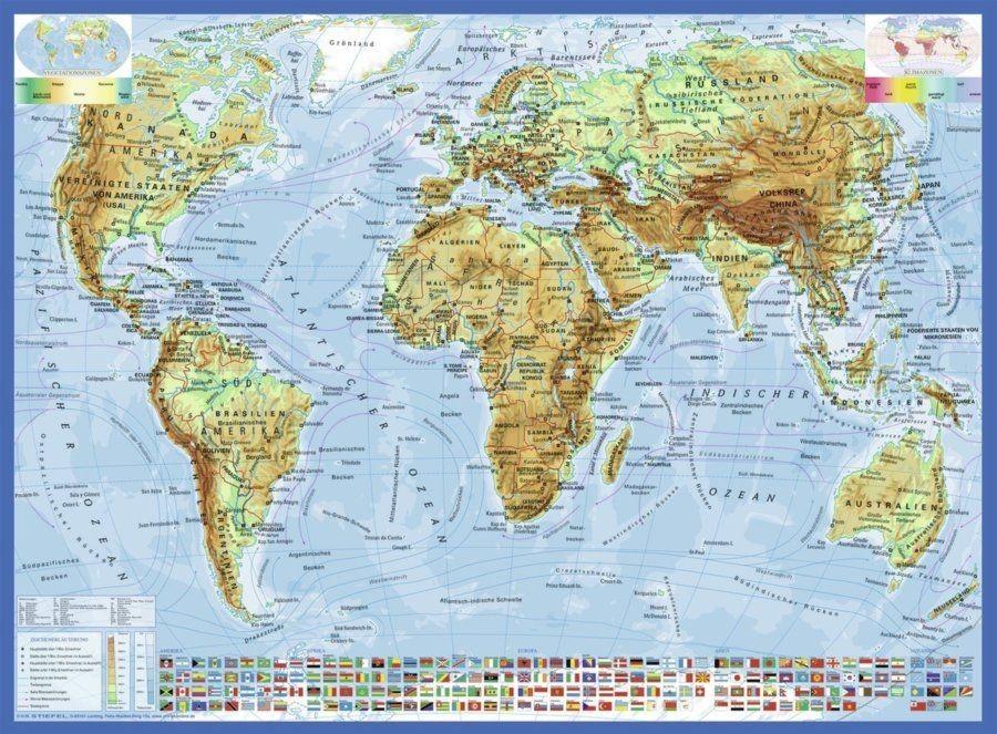 Ravensburger Politicka Mapa Sveta Xxl 300 Dielov Alternativy