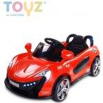 Toyz Elektrické autíčko Aero 2 motory a 2 rychlosti červené