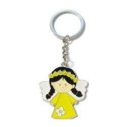 d2ca72d89 Prívesok na kľúče Anjel kovová žltá (KZ014) alternatívy - Heureka.sk