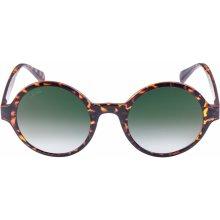 Urban Classics Sunglasses Retro Funk havanna/green