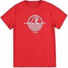 Brunotti Pelican Men T Shirt Risk red Červená
