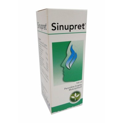 Sinupret gtt.por.1 x 100 ml