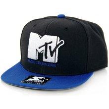 9cf515781 Starter MTV Icon Logo 3 Tone black/Royal Snapback černá / modrá / šedá