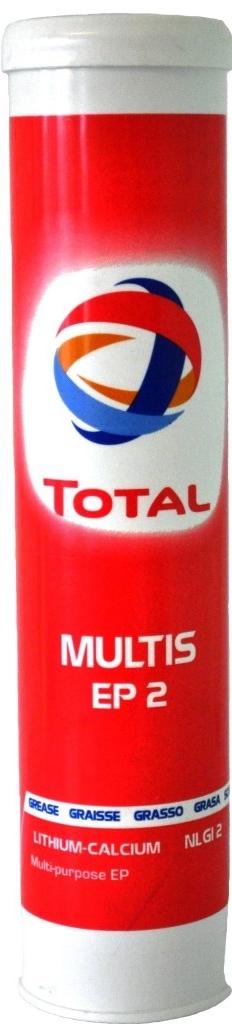 Total Multis EP2 400 g - 0